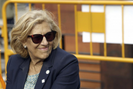 Carmena distribuirá 100.000 raciones de comida a niños durante el verano