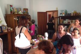 Cáritas abre en Ses Salines su nueva tienda solidaria