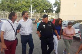 José Hila prioriza la mejora del barrio de Son Roca