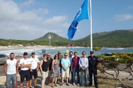 Capdepera consigue tres banderas azules en sus playas