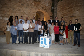 Los premios 'Ara Balears' congregaron  a políticos, docentes e intelectuales