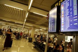 La huelga de controladores no provoca incidencias en Balears