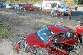 La carretera más peligrosa de Mallorca