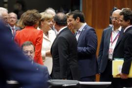 Los líderes del euro logran un acuerdo sobre el futuro de Grecia