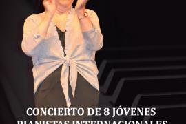 Pianistas internacionales homenajean a Antonia Fluxà en Palma