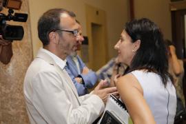 Barceló asegura que «no hay plazos» para la creación de la ecotasa