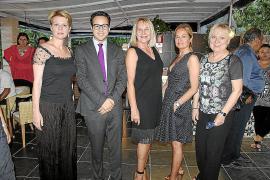 Inauguración y cena solidaria en el restaurante 'Boca Grande'