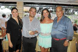 Cena solidaria en Boca Grande