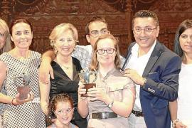 Entrega de premios Solidarios Once