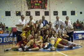 España conquista el oro en el Europeo Sub-20 de Lanzarote
