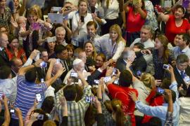 El papa hace un guiño al Gobierno griego y a los movimientos populares