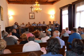 El Ajuntament de Muro explica el vertido de aguas fecales producido en calles del municipio