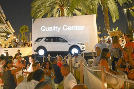 Quality Center presentó en Pachá el nuevo Land Rover Discovery Sport