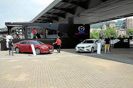 El Mazda SKYACTIV TOUR pasa por Mallorca