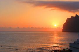 Las temperaturas se mantienen este miércoles con valores altos en Balears
