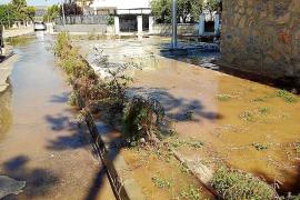 Un nuevo vertido de fecales colma la paciencia de los vecinos de Platja de Muro