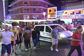 Los dueños de bares de Magaluf afirman que su facturación ha caído más de un 20%