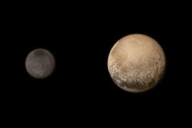 La «New Horizons» llega lo más cerca que se ha estado nunca de Plutón