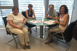 El Govern recupera las relaciones con la Obra Cultural Balear