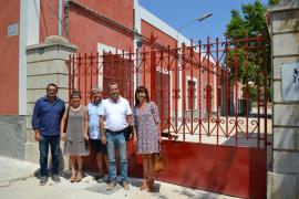 El PI de Manacor pide que se terminen las obras de rehabilitación del conjunto de la antigua fábrica de Majòrica