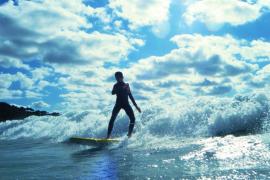 Mallorca, un destino ideal para la práctica del surf