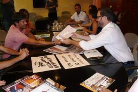 Al Molinar, Port Petit presenta a Hila propuestas para conservar el puerto