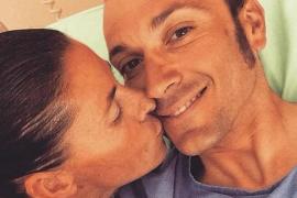 Basso recibe el alta tras ser operado: «Todo ha ido bien, estoy feliz»