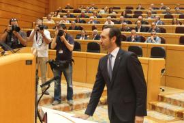Bauzá y Antich toman posesión como senadores autonómicos