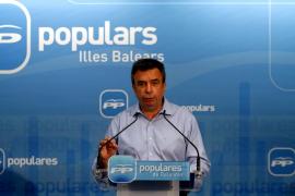 Miquel Vidal sustituye a José Ramón Bauzá en la dirección del PP balear