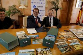 La familia Rotger dona un gran 'tesoro' para el archivo de la UIB