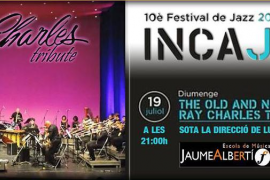 'The old and new big band', un tributo a Ray Charles en Inca
