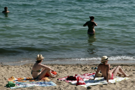 Bajan las temperaturas en Balears