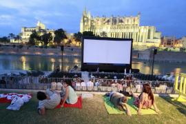 El Ajuntament de Palma programa el 'Cinema  a la Fresca' para agosto y septiembre