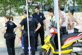 Policía y Guardia Civil investigan el ataque a dos turistas británicas en Magaluf y Cala Vinyes