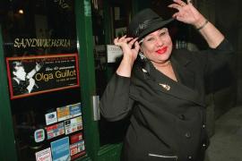 Muere la cantante cubana Olga Guillot
