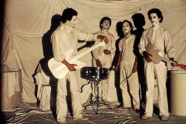 Espora Records lanza una maqueta de 1981 del grupo Forats Negres