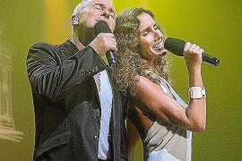 Aplazado el concierto de Ana Belén y Víctor Manuel en Mallorca