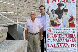 Tres diestros en un festejo en Palma para reivindicar la tauromaquia