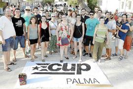 La CUP Palma se presenta en sociedad