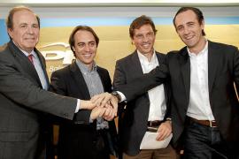 Bauzá y Rodríguez mantienen el veto a Isern para que no se vaya a Madrid