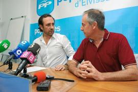 IBIZA - RUEDA DE PRENSA DE JOSE RAMON BAUZA.