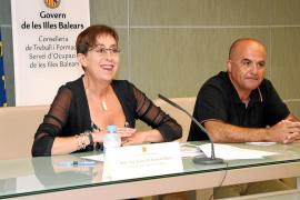 El Govern invierte 11 millones de euros en cursos de formación para 5.000 parados de las Islas