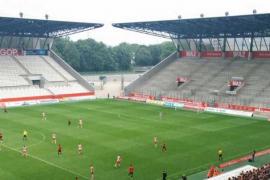 El Mallorca cosecha un empate en su primer partido de pretemporada