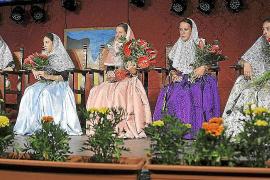 Las Festes d'Estiu comienzan con la proclamación de la Hereva y sus damas