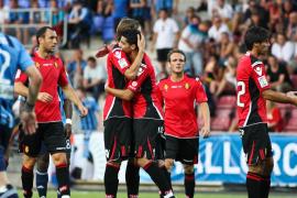 El Mallorca se estrena con victoria