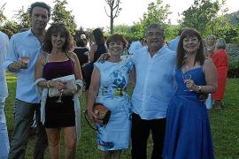 Noche de gala en el Castell Son Claret