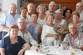 Francisca Juliá celebra su 80 cumpleaños