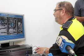 La Policía Local carece de agentes para vigilar las cámaras de la Platja de Palma por la noche