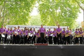 La banda sinfónica de Manacor gana un concurso internacional en Lleida