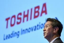 Toshiba anuncia la dimisión de su presidente por el escándalo contable